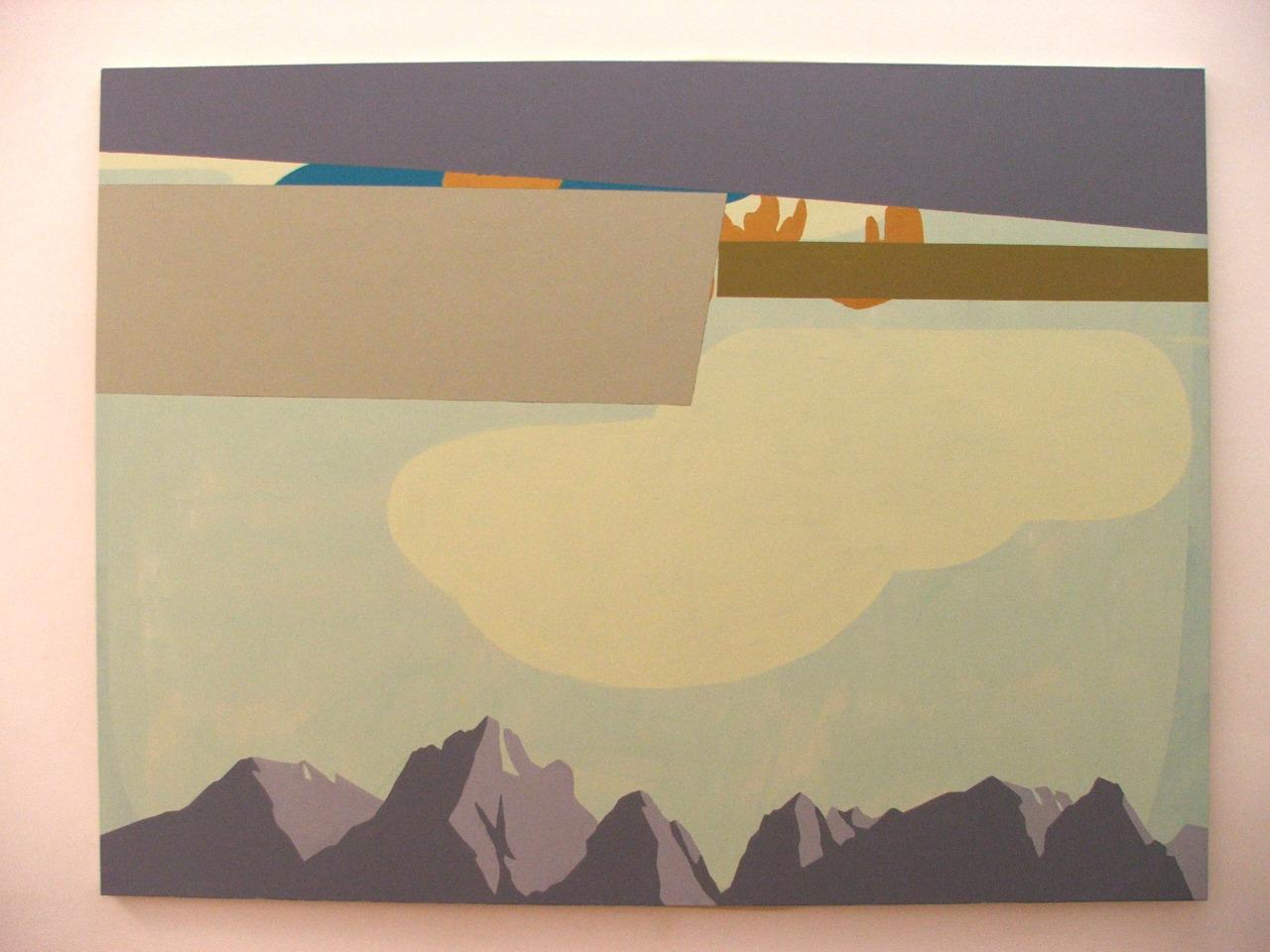 untitled, 2005, acrylic on canvas, 198x149cm